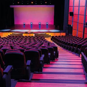 Auditorium de 800 places